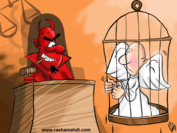 أتباع الشيطان تحت السروال!