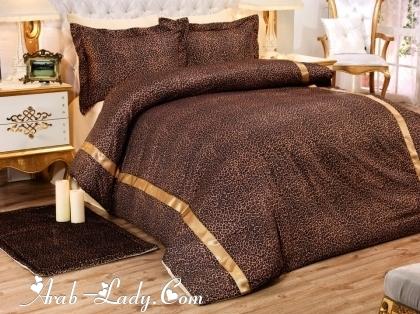 تشكيلة أنيقة وفخمة مفارش السرير