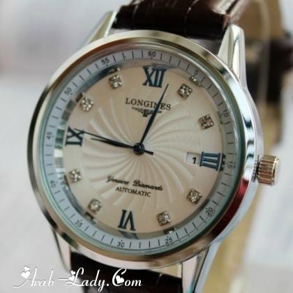 2aa2870b1 تشكيلة ساعات ألماس غاية في الجمال و الروعة - مجلة المرأة العربية