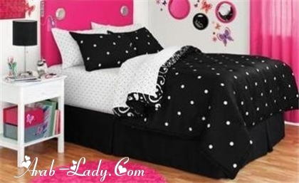مفارش سرير فاخرة بألوان رائعة