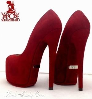 90c500920 تألقي مع أجمل مجموعة من أحذية الكعب العالي - مجلة المرأة العربية