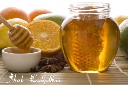 العسل والليمون طريقك للحصول أسنان 138901288484.jpg