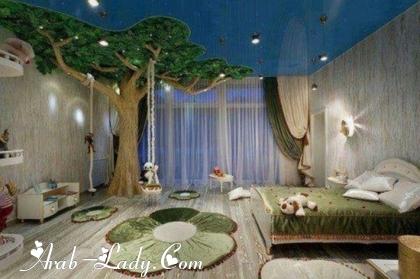 ديكورات لغرف نوم أطفال مستوحاة من الطبيعة 139663541923.jpg