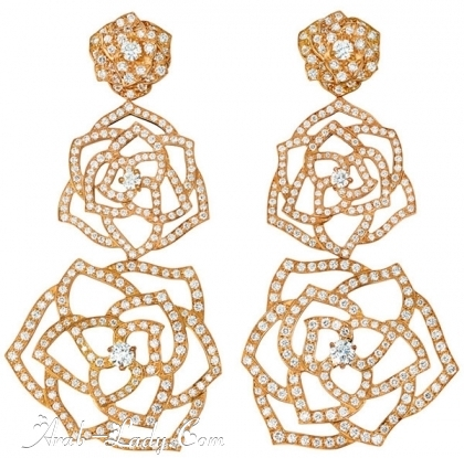 """مجموعة مجوهرات """" روز بياجية """" المزهرة بالسحر والجمال 140294363783.jpg"""