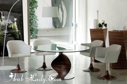 رفاهية الديكورات في التصميمات الحديثة لغرف الطعام 140525025089.jpg