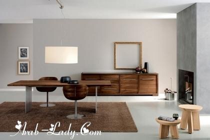 رفاهية الديكورات في التصميمات الحديثة لغرف الطعام 140525030186.jpg