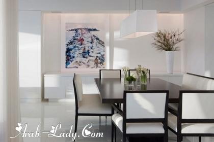 رفاهية الديكورات في التصميمات الحديثة لغرف الطعام 140525031012.jpg