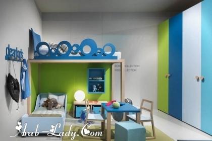 مجموعة Dear Kids الإيطاليه لغرف الأطفال بألوان مبهجه بوابة 2014,2015 14062158741.jpg