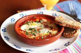 طريقة عمل البيض المخبوز على الطريقة الإيطالية