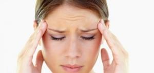 علاج ثقل الراس والدوخه