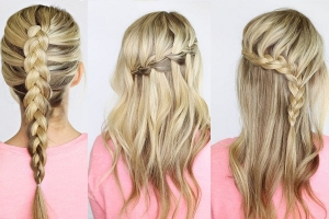 امنحي شعرك الأناقة المميزة باعتماد تسريحة الضفيرة