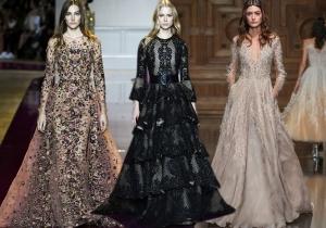 تشكيلة من الفساتين العصرية تمنحك التالق في السهرات