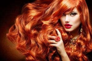 اختاري اللون البرتقالي لصباغة شعرك في خريف 2016