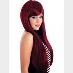 استمتعي بجمالية اللون الأحمر في شعرك مع بمواد طبيعية