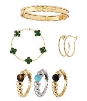 تشكيلة ناعمة من المجوهرات الراقية تقدمها آند أربلز للاحتفال بعيد الأضحى
