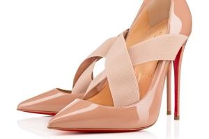 تألقي في إطلالاتك الخريفية مع حذاء لون الجسم بجاذبية تخطف الأنظار