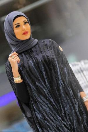 اختاري لفة الحجاب المناسبة لك حسب شكل وجهك لتتألقي