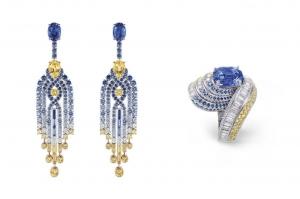 دار شوميه تطلق تشكيلة مميزة من المجوهرات الراقية بالأحجار