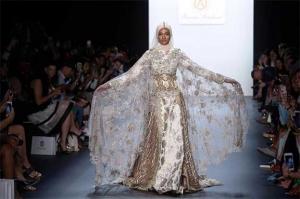 نيويورك تحتضن فعاليات أول عرض أزياء للمحجبات في التاريخ