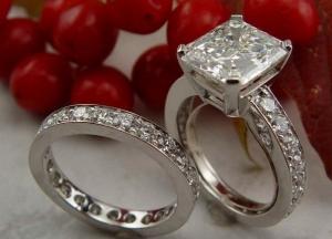 تشكيلة راقية من خواتم الزواج تمنحك الجاذبية والأناقة