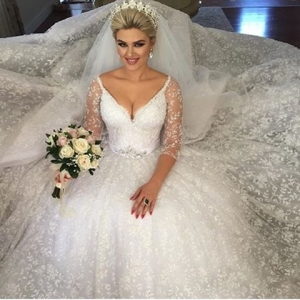 تسريحات ومكياج للعرائس جمالها ساحر