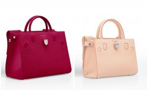ديور تختار ألوان الباستيل في مجموعة من الحقائب العصرية