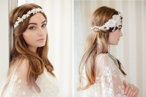 تاج العروس يمنحك الجاذبية يوم زفافك ويزيد إطلالتك أناقة مثالية