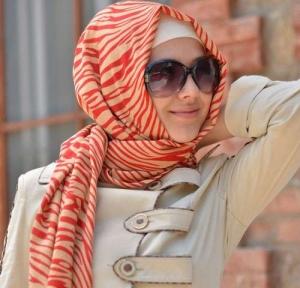 لفات حجاب عصرية تمنحك الأناقة والنعومة في موسم خريف 2016