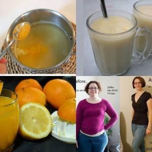 فقدت 20 كيلو في شهرين مع المشروب العجيب ينحف البطن و المؤخرة و الزنود دون تعب
