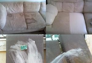طريقة تنظيف الكنب بسهولة وفعالية ووصفات سحرية تعيده كالجديد