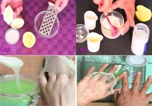 خلطة يابانية فعالة لتبييض وتنعيم اليدين من أول استعمال