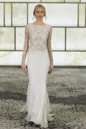 أسبوع نيويورك للعروس يقدم لك تشكيلة فاتنة من الفساتين لتتألقي