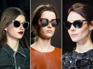 تشكيلة من النظارات الشمسية تمنحك الرقي في موسم خريف 2016