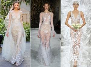 اختاري الفستان الأرقى لتتألقي في يوم زفافك من أسبوع نيويورك للموضة