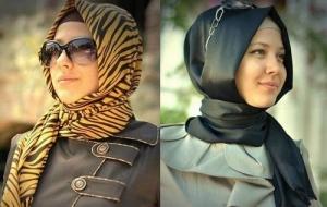 اختاري إحدى هذه اللفات لتتألقي بحجابك العصري في إطلالات شتاء 2017
