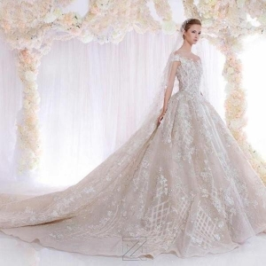 تشكيلة من فساتين الزفاف الأسطورية تجعلك أميرة يوم الزفاف