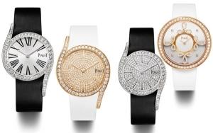 الأحجار النفسية تزين ساعتك اليدوية الخاصة بموسم ربيع 2017