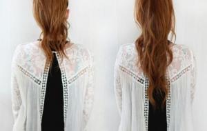 وصفة طبيعية لتطويل الشعر في أقل من شهر.. لا تفوتيها