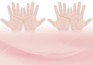 خطان في يديك يكشفان طبيعة علاقاتك العاطفية