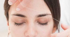 كيفية علاج التهاب البشرة بعد إزالة الشعر بالخيط
