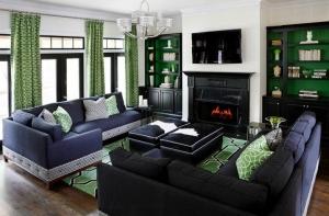 مجموعة من النصائح تساعدك في جعل غرفة المعيشة أكثر جاذبية في الشتاء