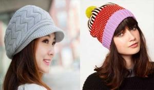 اختاري القبعة الصوفية لتتميزي في إطلالاتك الشتوية بأناقة راقية