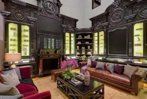ميزي ديكور منزلك بجمالية اللمسة الكلاسيكية التي عادت في شتاء 2017
