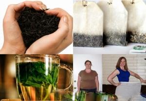 اخسري وزنك مع سد الشهية بدون تكاليف فقط مع 3 أكواب شاي يومياً