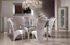 ميزي ديكور منزلك بجمالية اللون الفضي كصيحة خاصة لموسم 2017