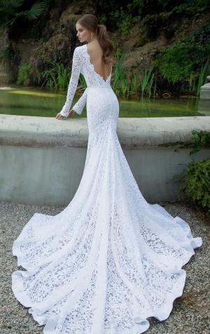 باقة مميزة من فساتين الزفاف تميز إطلالة كل عروس في موسم 2017