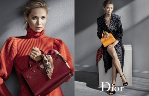 تشكيلة مميزة من حقائب ديور تحتل المراتب المتقدمة في صيحات الموضة الربيعية