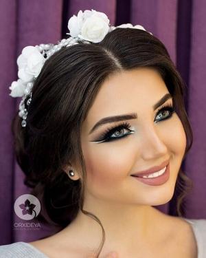 بالفيديو : مكياج للعرائس يسيحركم بجماله