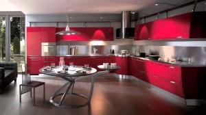 المطبخ الايطالي لمسة الديكور الجديدة التي تعطي المنزل رقة وأناقة عصرية