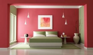 اعتمدي هذه الطرق السهلة والبسيطة التي تساعدك في اختيار طلاء الجدران لغرفة النوم